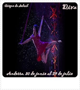 Circo del Sol gratis Andorra