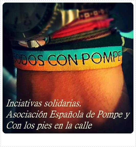 Conoce que es Pompe y las Iniciativas que organiza la Asociación Española de Pompe